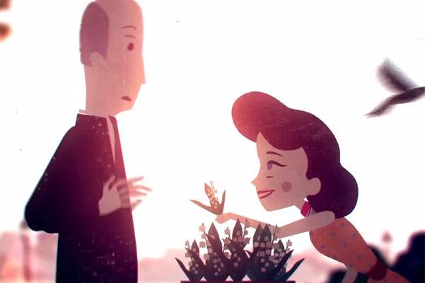 Новый эпизод Lady Dior: Марион Котийяр стала анимационным героем. Изображение № 4.