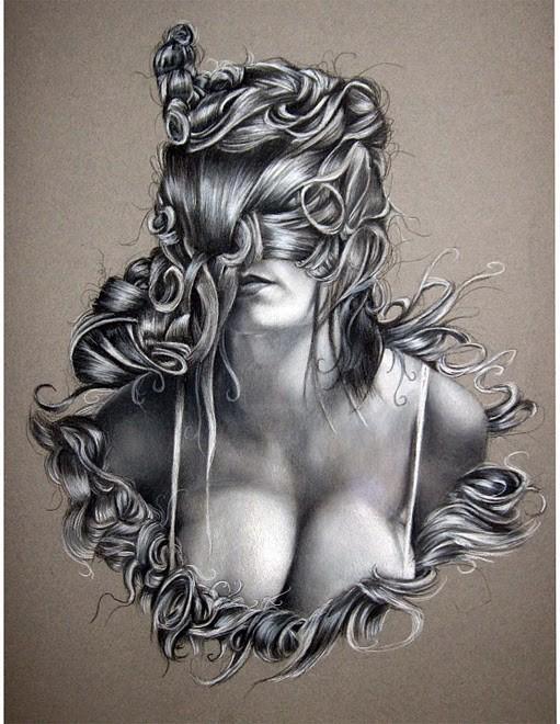 Женственный машинариум Джефри Ритчера. Изображение № 18.