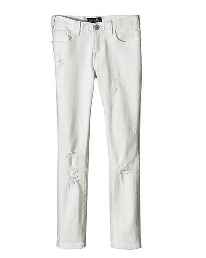 Деним, корсеты, морские принты ипляжная одежда SS2009. Изображение № 5.