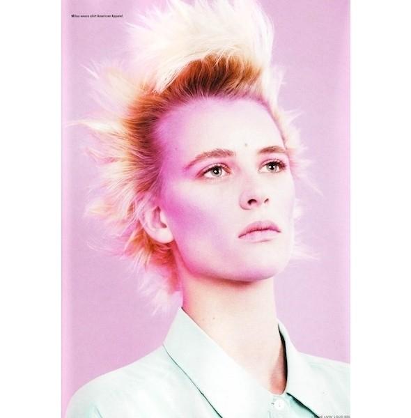 Изображение 21. Съемки: AnOther, POP, Vogue и другие.. Изображение № 21.
