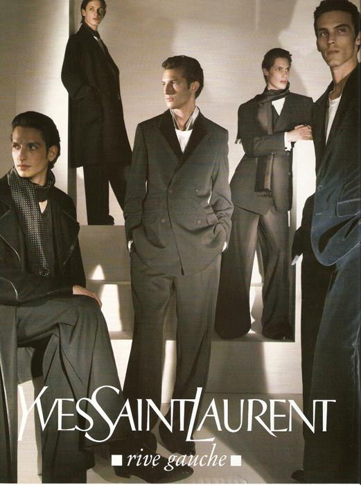 Yves Saint Laurent меняет название. Изображение № 2.