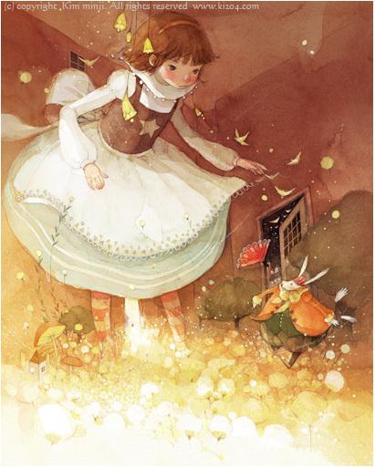 Kimmin ji– акварель видеальном исполнении. Изображение № 5.