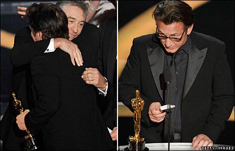 Комментарии победителей, Оскар 09. Изображение № 3.