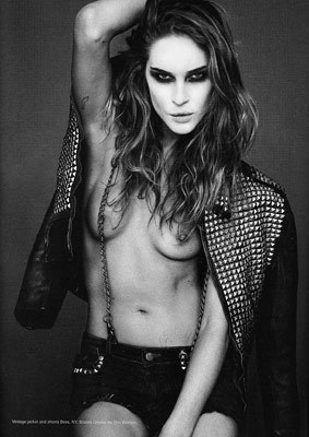 Erin Wasson&RVCA&Fashion. Изображение № 29.