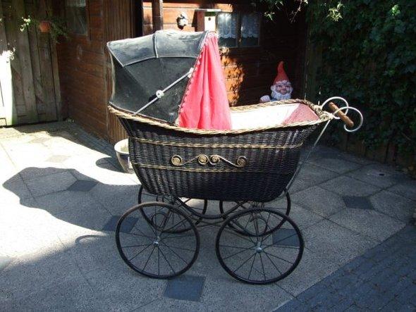 Ретро – kinderwagen, stroller илидетская коляска. Изображение №20.