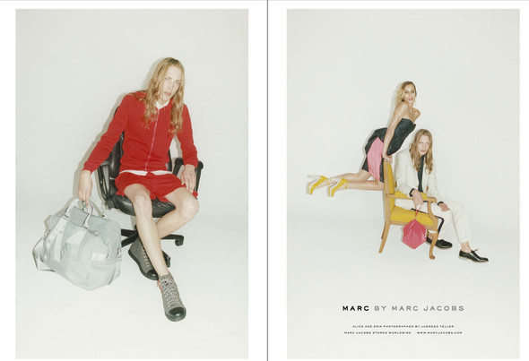 Кампания: Marc by Marc Jacobs SS 2012. Изображение № 4.