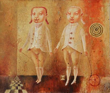 Наивная живопись Светланы Румак. Изображение № 12.