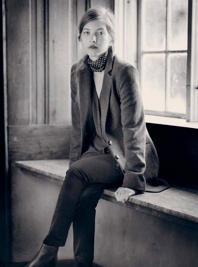 Вышли новые лукбуки Zara, Nasty Gal, Anna October и других марок. Изображение № 69.