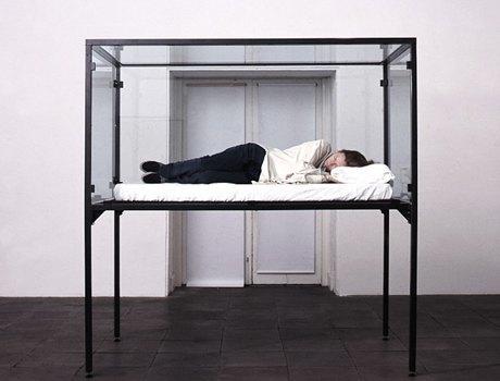 Ночь в музее:  Кто и зачем спал  ради искусства. Изображение № 1.