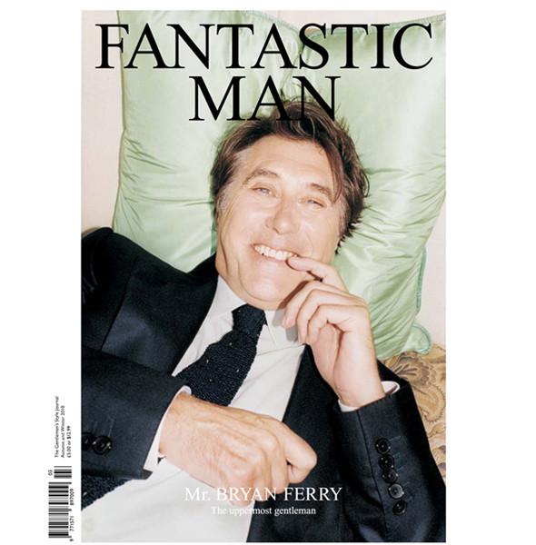 Новые номера The Gentlewoman и Fantastic Man. Изображение № 2.