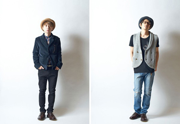 Victim Fall/Winter2012 Collection Lookbook. Изображение № 5.