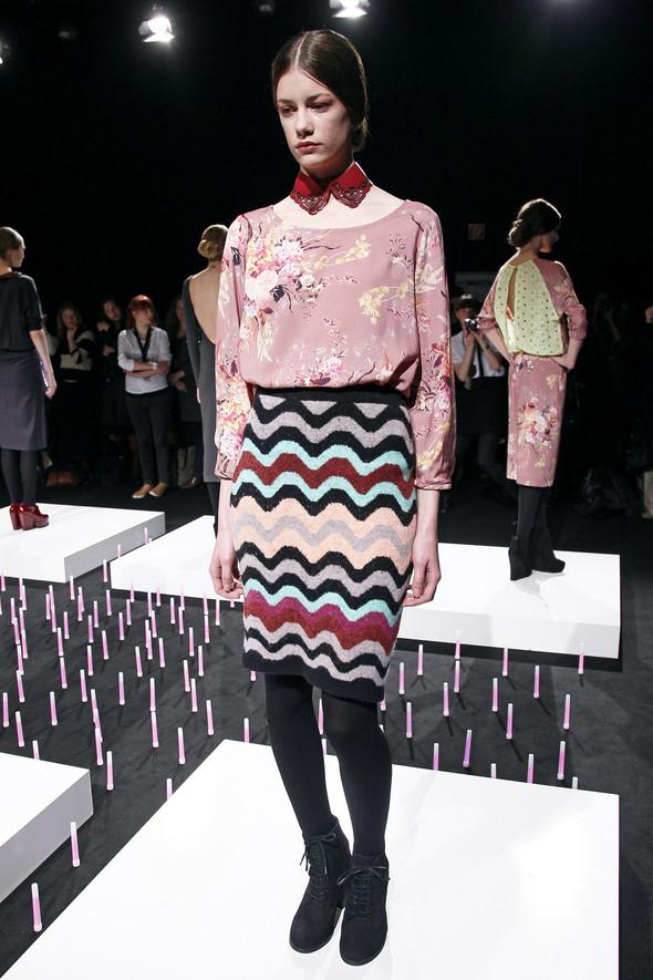 Berlin Fashion Week A/W 2012: Blame. Изображение № 18.