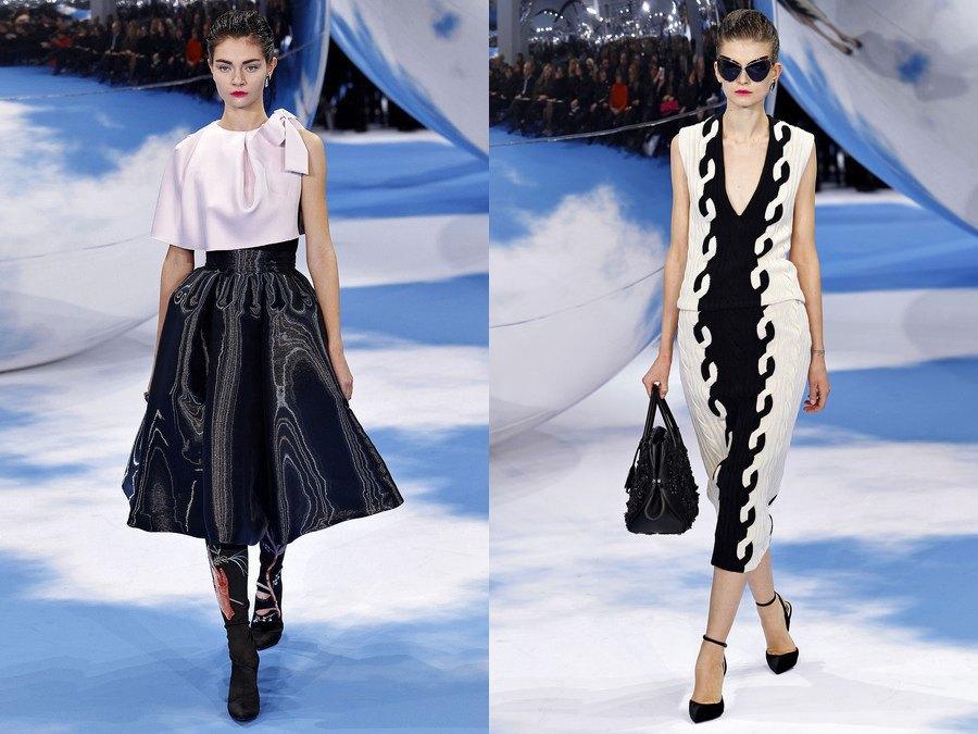 Неделя моды в Париже:  Дни 3 и 4. Изображение № 10.