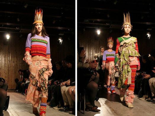 Изображение 10. Fashion-авангард из разных стран.. Изображение № 9.