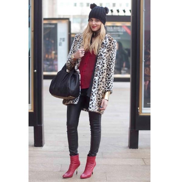 Изображение 102. На полях: 10 тенденций уличного стиля с прошедших недель моды.. Изображение № 102.
