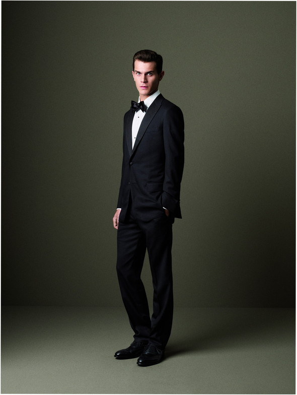 Alfred Dunhill SS 2012. Изображение № 11.