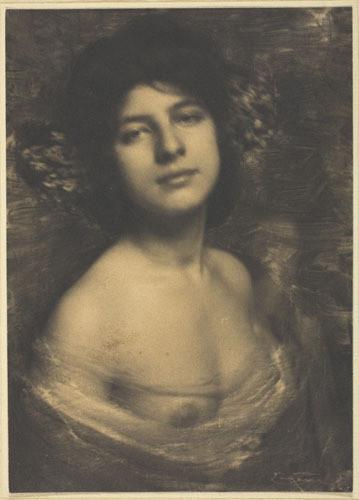 Части тела: Обнаженные женщины на винтажных фотографиях. Изображение №2.