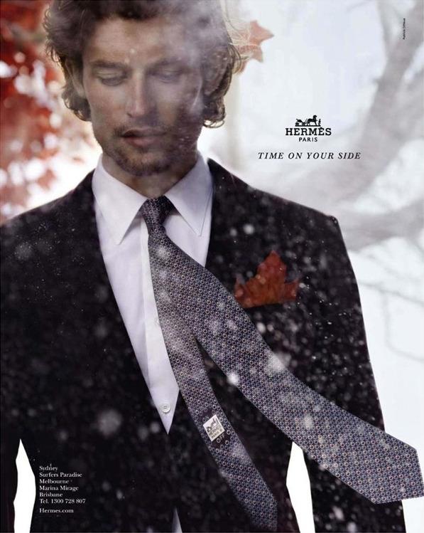 Волшебная рекламная кампания Hermès осень-зима 2012. Изображение № 5.