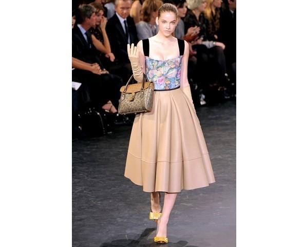 Можно все: Модели на показе Louis Vuitton. Изображение № 35.