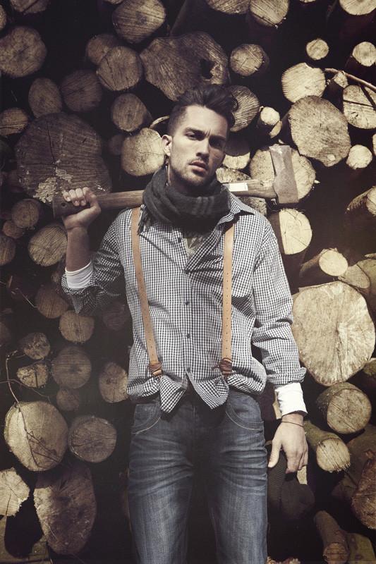 Мужские кампании: Bottega Veneta, Burberry Black Label и другие. Изображение № 22.