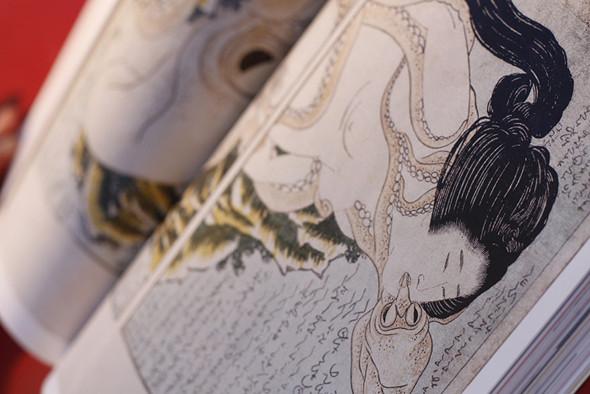 11 альбомов о японской иллюстрации. Изображение № 4.