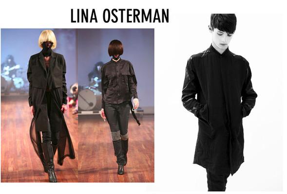 Lina Osterman: таинственность инеприкосновенность. Изображение № 2.