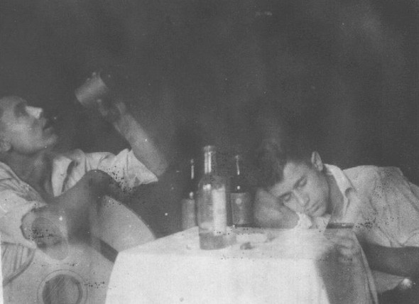 Домашние фото-эксперименты вдовоенном СССР. Изображение № 7.