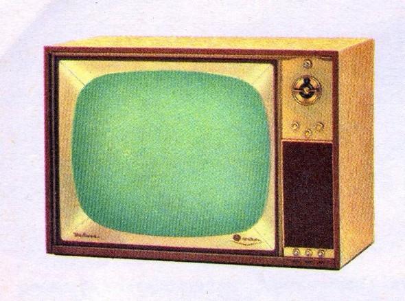 Телевизоры 1960х годов. Изображение № 25.