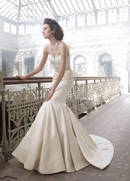Lazaro Bridal Collection 2012. Изображение № 8.