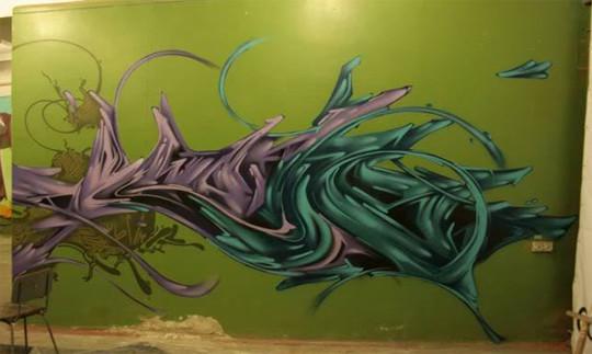 Интервью с граффити райтерами: Morik1. Изображение № 8.