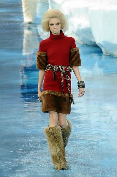 Ледяное шоу от Chanel. Изображение № 25.