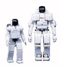 Робот Asimo. Изображение № 1.