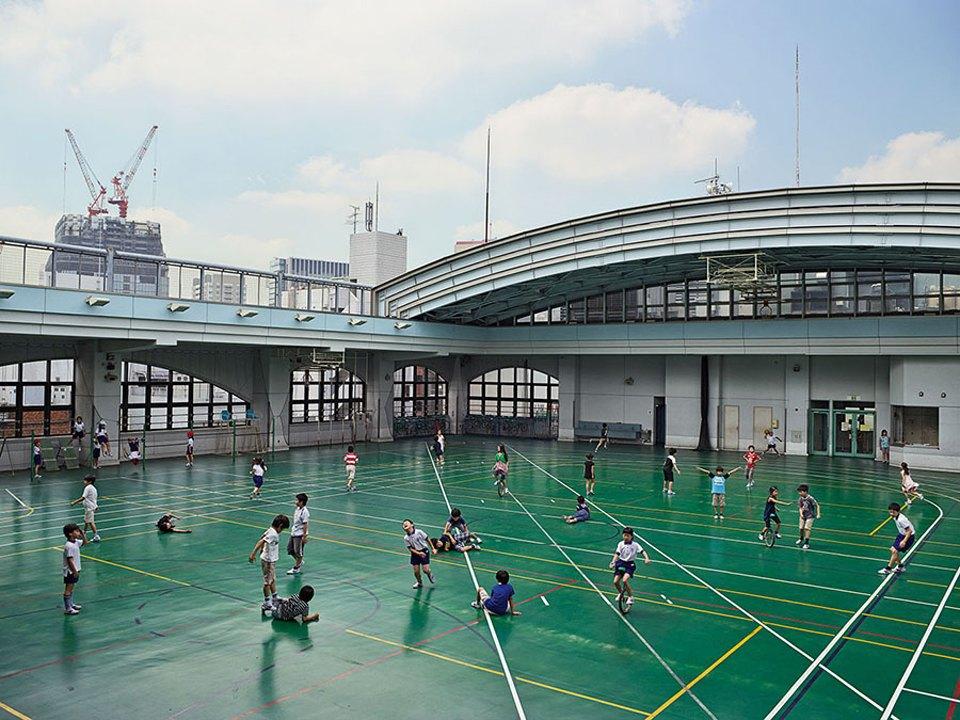 Фото: как выглядят детские площадки вразных странах мира . Изображение № 28.