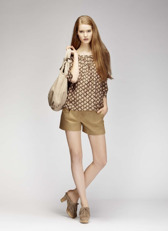Look-book Gerard Darel SS2011. Изображение № 4.