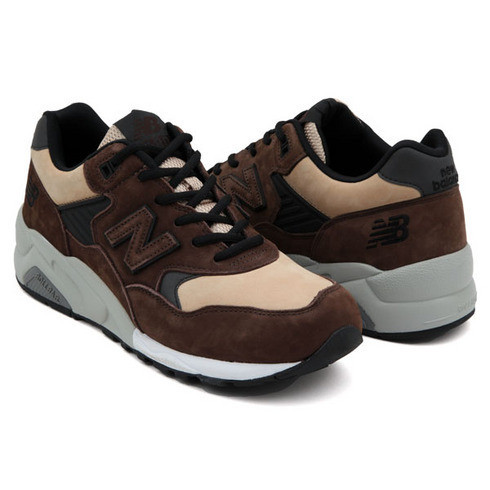 Mita sneakers x HECTIC x New Balance – MT580 – 10th Ann. Изображение № 3.