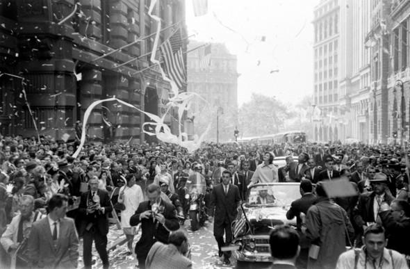100 лет выборов в документальных фотографиях. Изображение № 39.