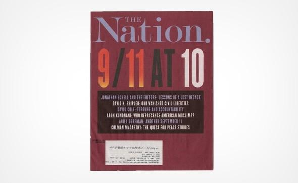 Самые красивые обложки журналов в 2011 году. Изображение № 52.