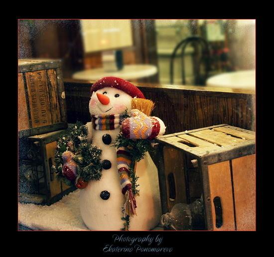 Рождественский дух. Изображение № 20.