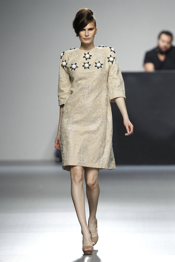 Madrid Fashion Week A/W 2012: Juana Martin. Изображение № 19.