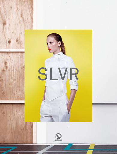 Кампания: Adidas SLVR SS 2012. Изображение № 1.