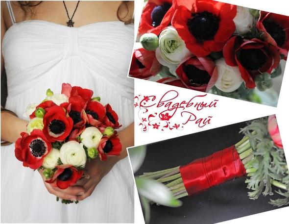 Цвет свадебного дня или праздник длиною в жизнь. Изображение № 26.
