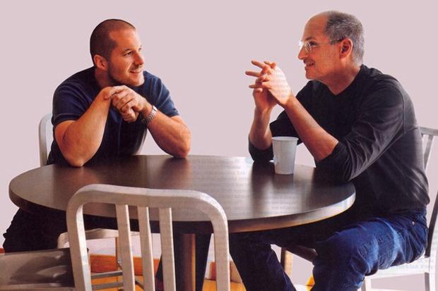 Джонатан Айв и Стив Джобс. Изображение № 3.