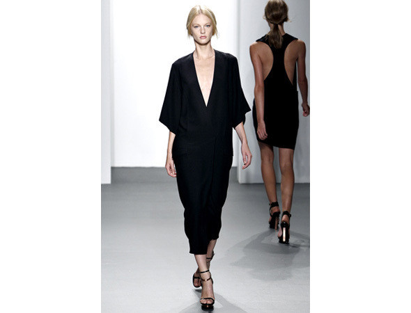 Calvin Klein SS 2011 . Изображение № 81.