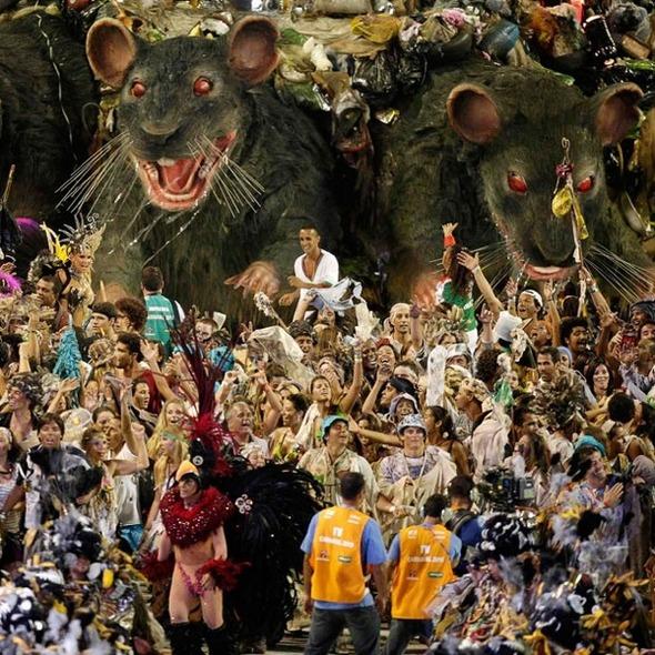 Карнавал — новый, удивительный мир. Изображение № 6.