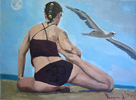 Ветреный художник Шорин. Изображение № 8.