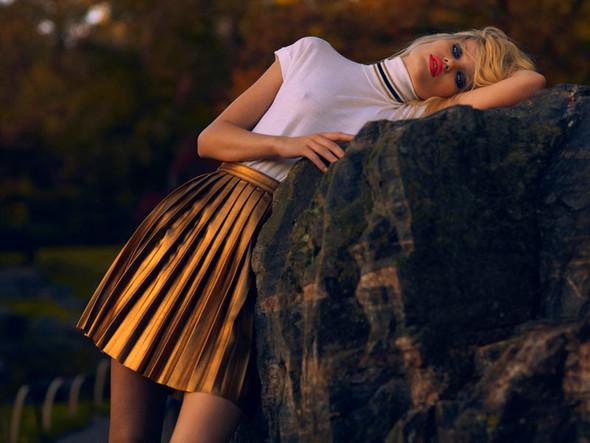 Съёмка: Фрида Осен для Numero. Изображение № 2.