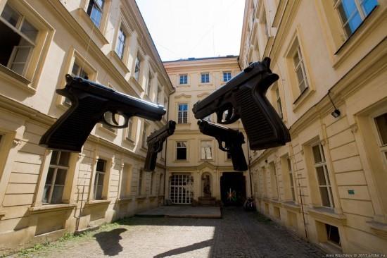 Музей современного искусства в Чехии: Искусство и шок. Изображение № 2.