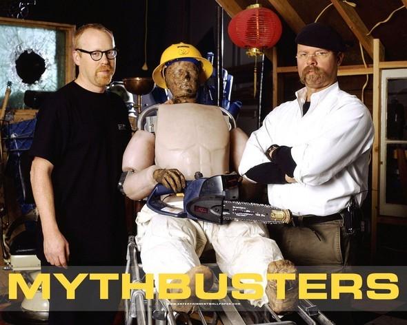 MythBusters. Новые серии иистория. Изображение № 23.