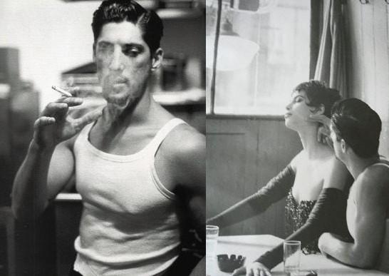 Архивная съёмка: Линда Евангелиста и Тони Уорд для Dolce & Gabbana FW 1990. Изображение № 4.