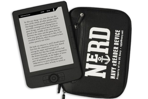 Американский флот презентовал собственную электронную книгу. Изображение № 1.